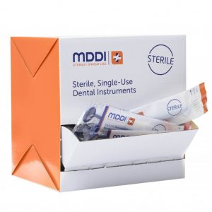 MDDI single use sterile front face mirror