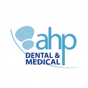 AHP Dental & Medical logo, MDDI distributor