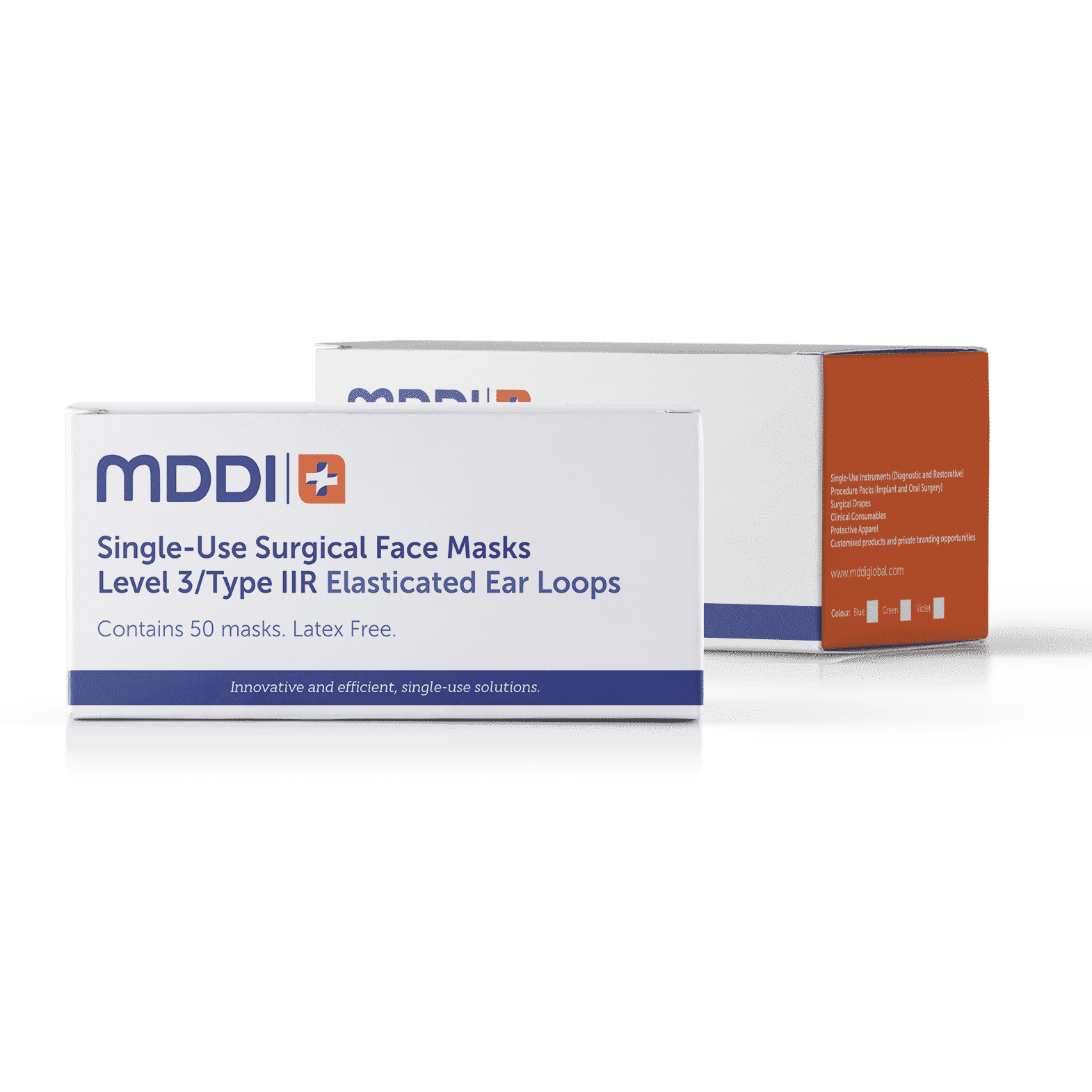 MDDI Surgical Face masks